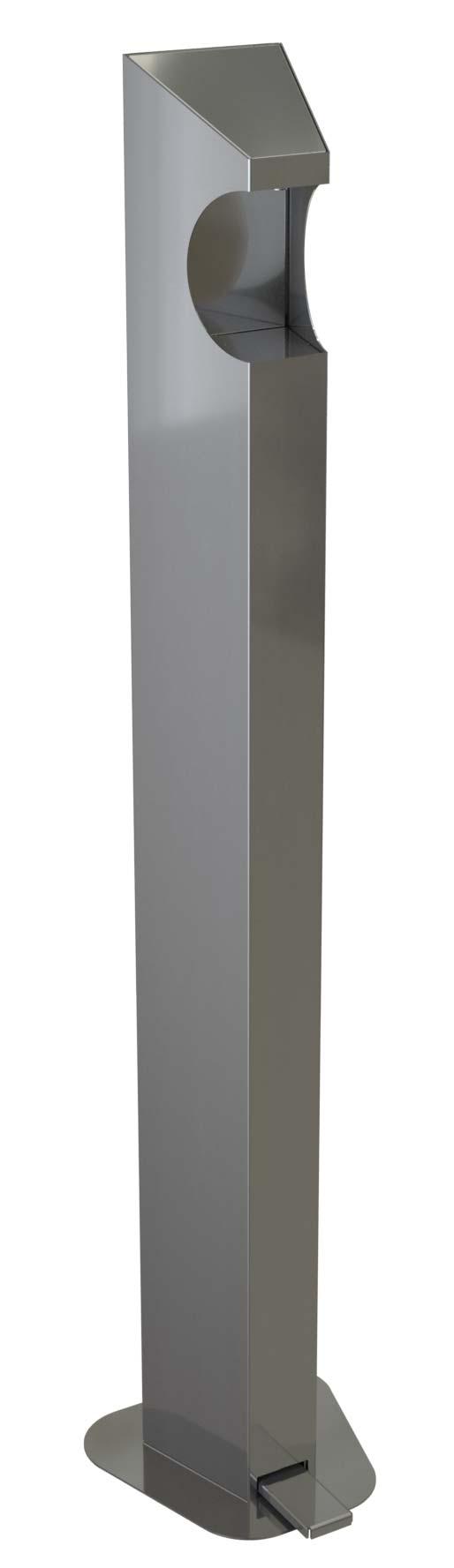 Dispensador de gel modelo PI