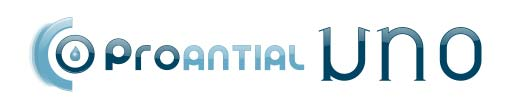 logo mini proantial uno