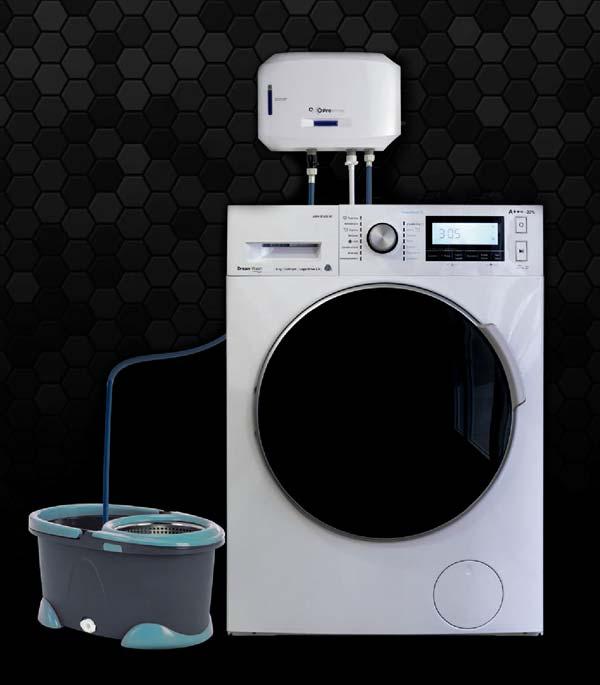 Ozono O3 para lavadora